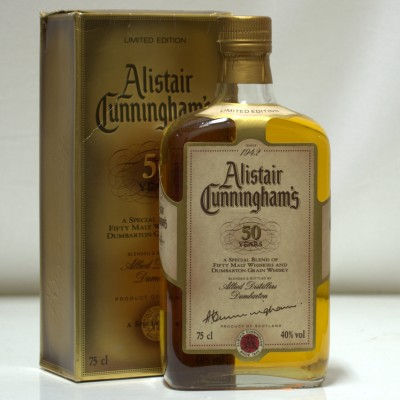 Alister Cunningham's 50 Years