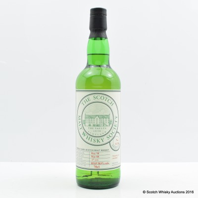 SMWS 11.30 Tomatin 1990 17 Year Old