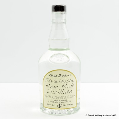 Chivas Brothers Strathisla New Malt Distillate 35cl