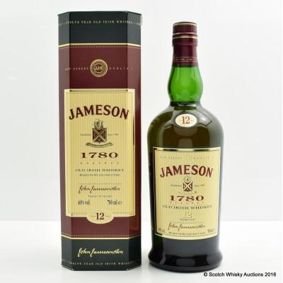 Jameson 12 Year Old 1780