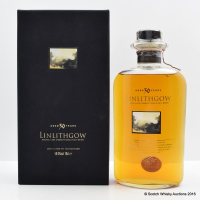 Linlithgow 1973 30 Year Old