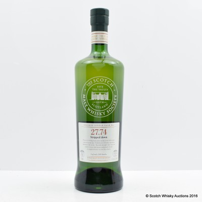 SMWS 27.74 Springbank 12 Year Old 75cl