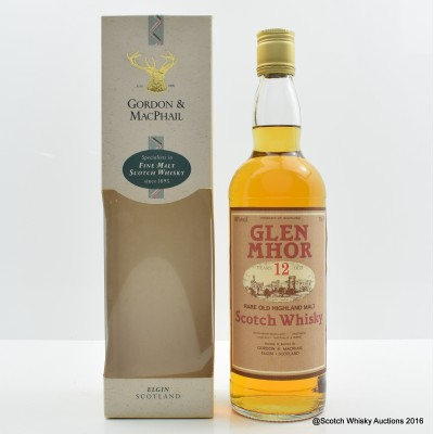 Glen Mhor 12 Year Old Gordon & Macphail