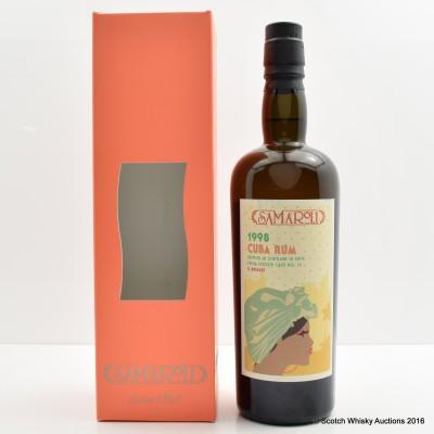 Cuba Rum 1998 Samaroli