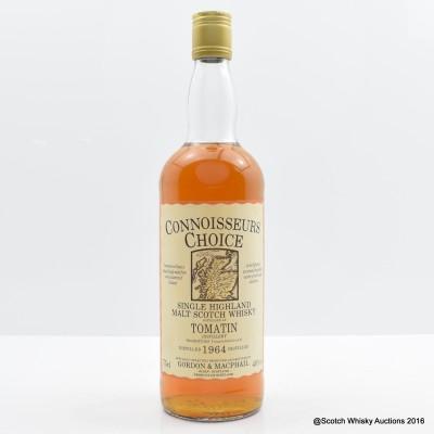 Tomatin 1964 Connoisseurs Choice 75cl