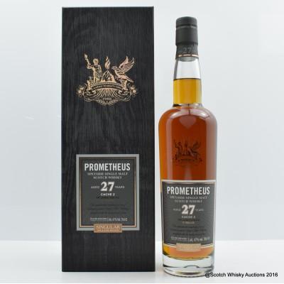 Prometheus 27 Year Old Cache 2