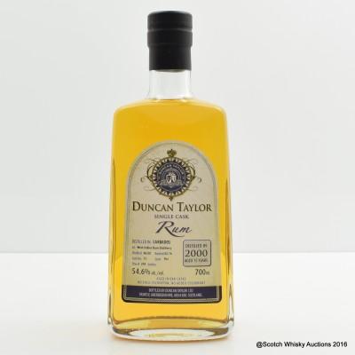 West Indies 2000 15 Year Old Rum Duncan Taylor