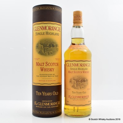 Glenmorangie 10 Year Old 1L