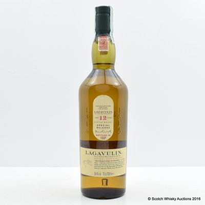 Lagavulin 12 Year Old 2008 Release
