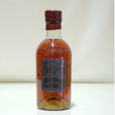 Aberlour A'Bunadh Sterling Silver Label