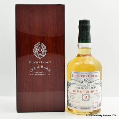 Mortlach 2007 8 Year Old Hunter's Choice