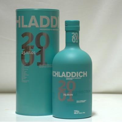 Bruichladdich 2001 Resurrection