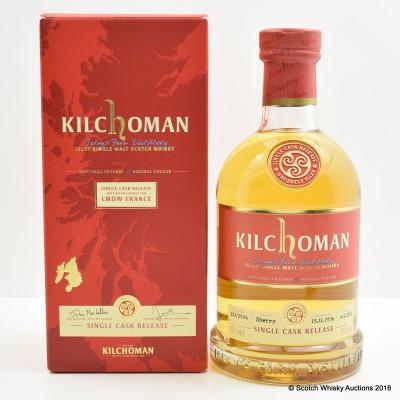 Kilchoman 2006 5 Year Old Single Cask for La Maison Du Whisky