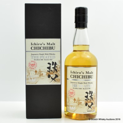 Chichibu Ichiro's Malt 2010 The Peated