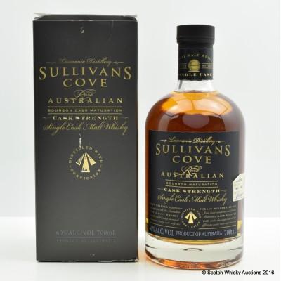Sullivan's Cove Bourbon Cask HH0200