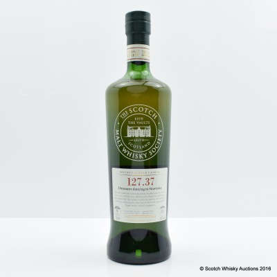 SMWS 127.37 Port Charlotte 2003 9 Year Old