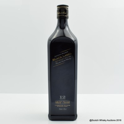Johnnie Walker Centenary Edition  Black Label 12 Year Old