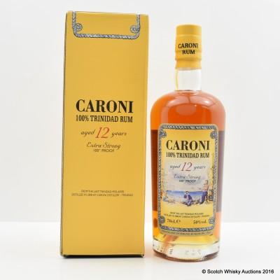 Caroni 2000 12 Year Old Rum