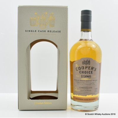 Garnheath 1986 28 Year Old Cooper's Choice