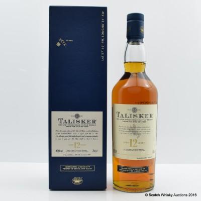 Talisker 12 Year Old Friends of Classic Malt