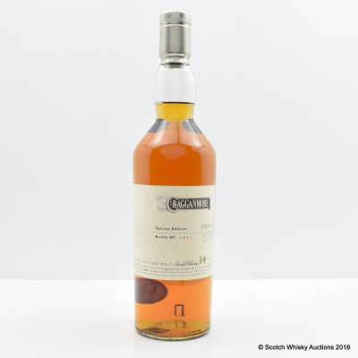 Cragganmore 14 Year Old Friends of the Classic Malts