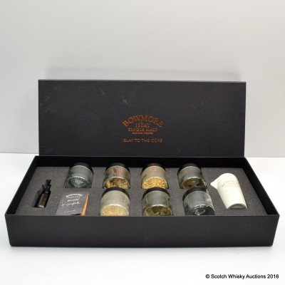 Bowmore Islay To The Core Nosing Kit