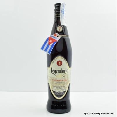 Legendario 7 Year Old Elixir de Cuba