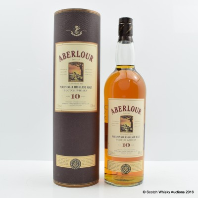 Aberlour 10 Year Old 1L