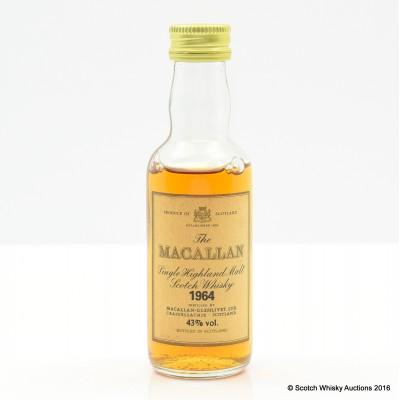 Macallan 1964 Mini