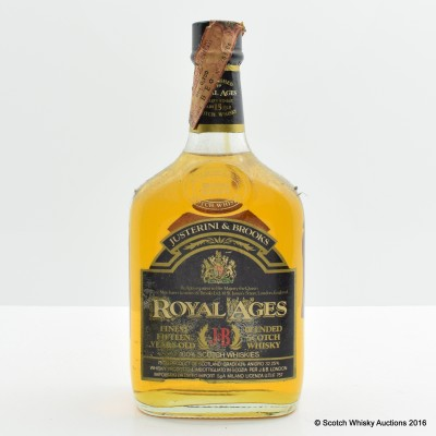 J&B Royal Ages 15 Year Old 75cl
