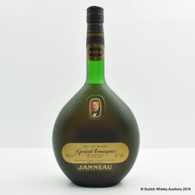 Janneau VSOP Grand Armagnac 1L