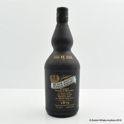 Black Bottle 15 Year Old 75cl