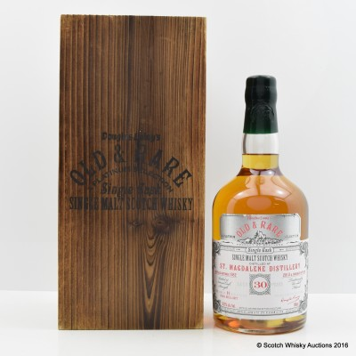 St Magdalene 1982 30 Year Old Old & Rare
