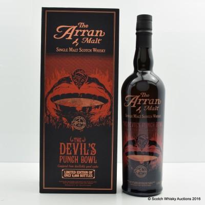 Arran Devil's Punch Bowl Chapter I