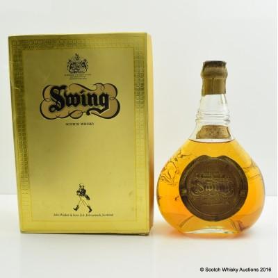 Johnnie Walker Swing Driven Cork 76cl