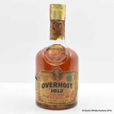 Overholt 1810 Rye 4/5 Quart