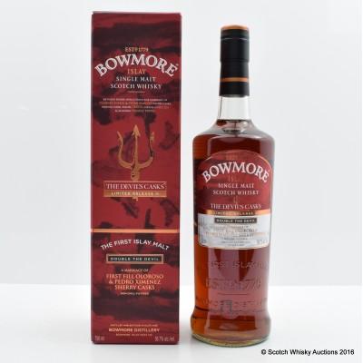 Bowmore Devil's Cask Batch #3 75cl