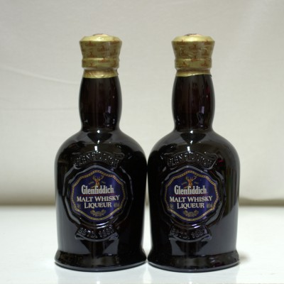 Glenfiddich Malt Whisky Liqueur 2 x 50cl