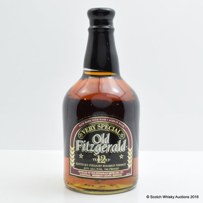 Old Fitzgerald 12 Year Old 75cl