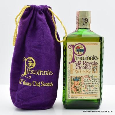 Pinwinnie Royale 12 Year Old 75cl