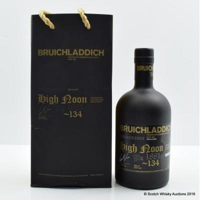 Bruichladdich Feis Ile 2015 High Noon Black Art Valinch 50cl