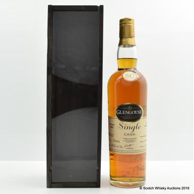 Glengoyne 1992 14 Year Old Single Cask #1811 for La Maison du Whisky