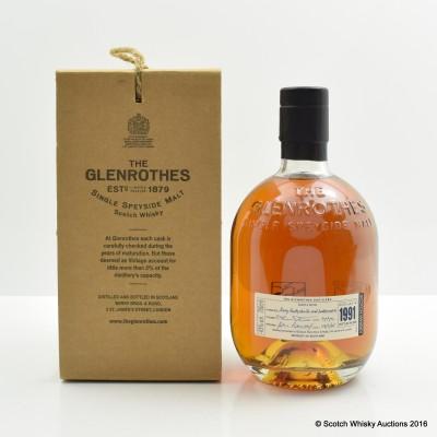 Glenrothes 1991