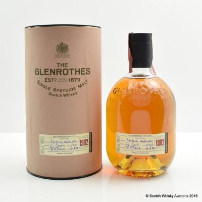 Glenrothes 1982