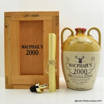 MacPhail's 2000 Decanter 2L