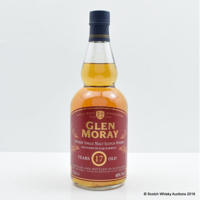 Glen Moray 17 Year Old 75cl