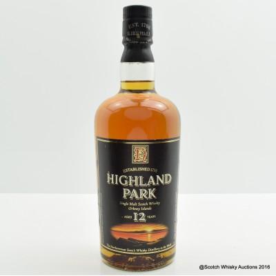 Highland Park 12 Year Old (Dumpy)