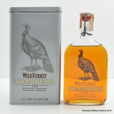 Wild Turkey Stampede 50cl