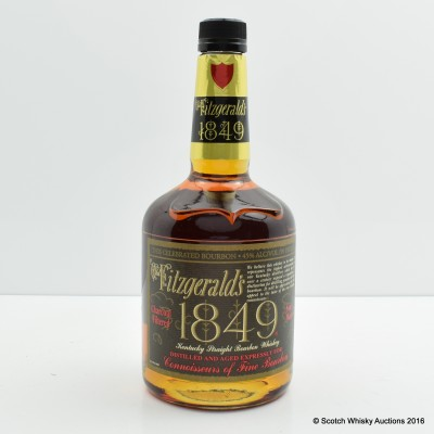 Old Fitzgerald's 1849 Bourbon 75cl