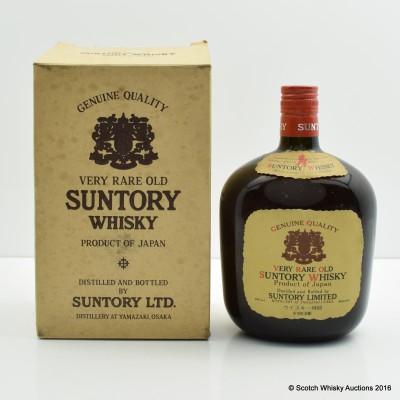 Very Rare Old Suntory 76cl